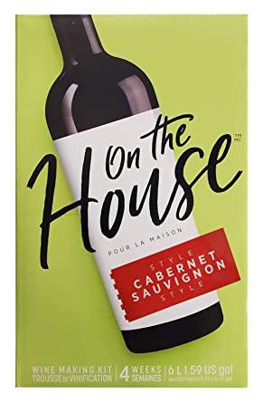 Cabernet Sauvignon Style   On the House