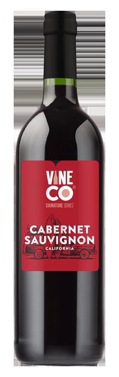 Vine Co Cabernet Sauvignon, California W/ Grape Skins