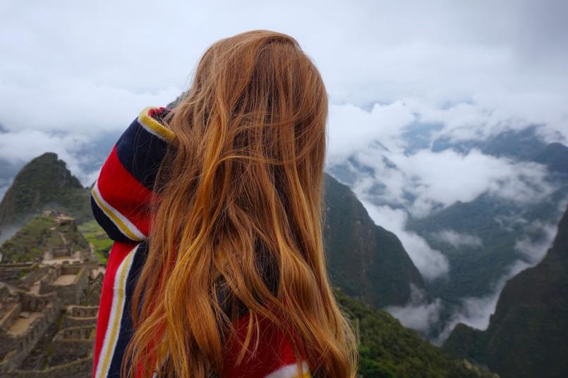 The Escape Movement   Machu Picchu, Peru