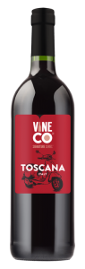 Vine Co Toscana, Italy- With Grape Skins