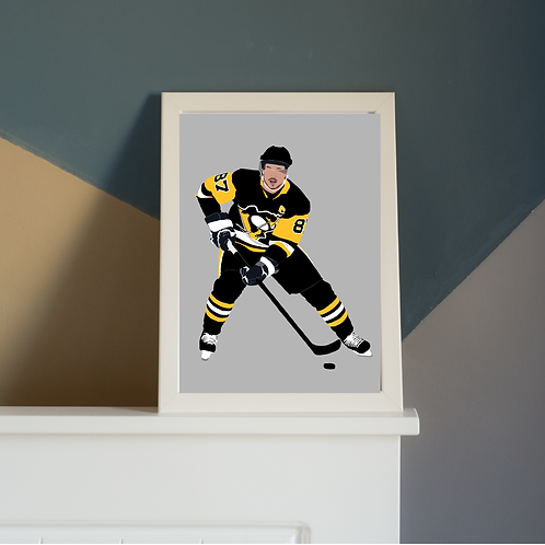 Sidney Crosby Print