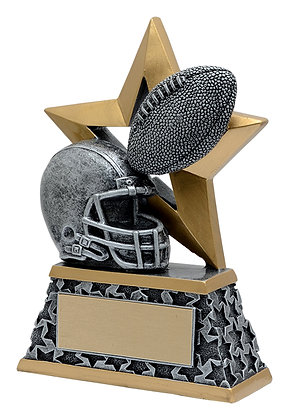 Rockstar Football Trophy
