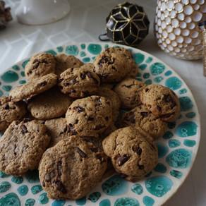 Dairy-Free Vanilla Latte Cookies