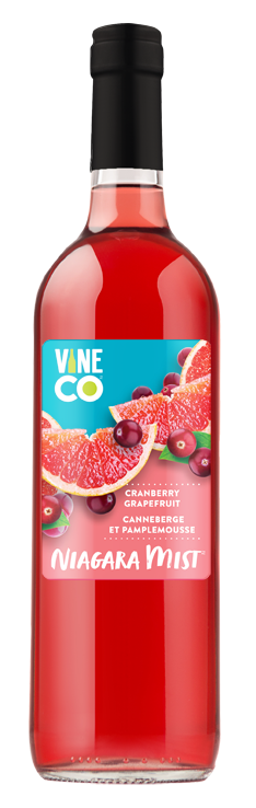 Niagara Mist Cranberry Grapefruit