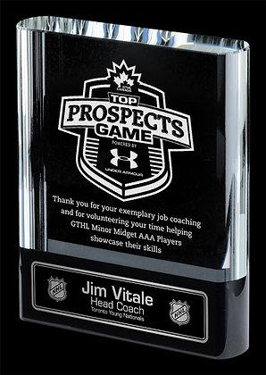 Park Avenue Crystal Award