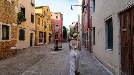 Tilley | Venice, Italy
