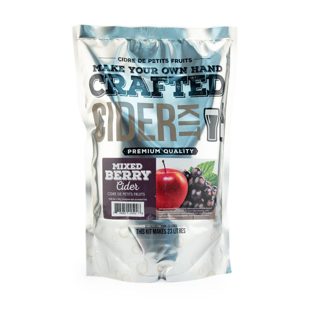 Mixed Berry Crafted Series Cider