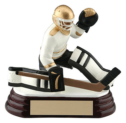 Hockey Goalie Trophy