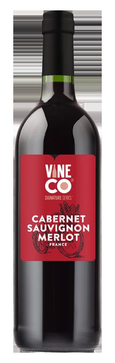 Vine Co Cabernet Sauvignon Merlot, France- With Grape Skins