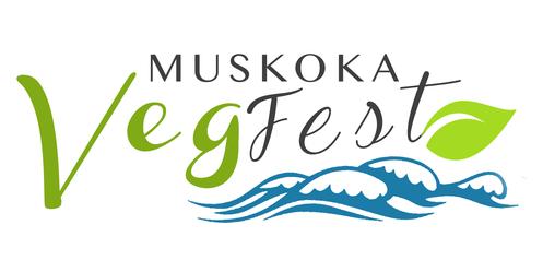 Muskoka VegFest logo