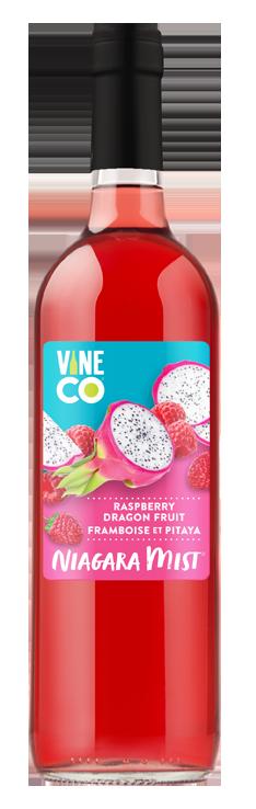Niagara Mist Raspberry Dragon Fruit