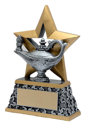 Rockstar Knowledge Trophy