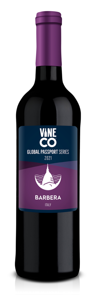Vine Co Global Passport Series 2021 - Barbera