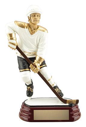 Hockey Player Trophy