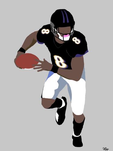 Lamar Demeatrice Jackson Jr.