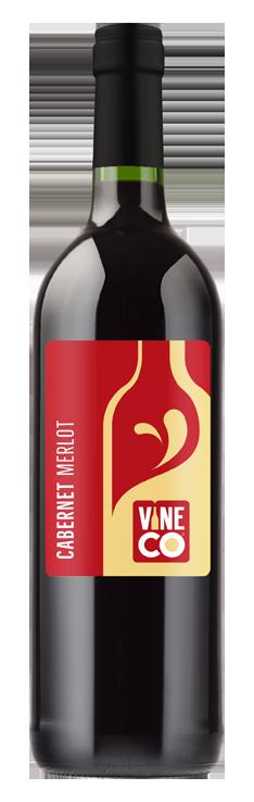 Vine Co Estate Series Cabernet Merlot