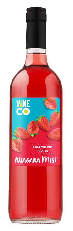 Niagara Mist Strawberry