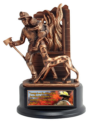 Firefighter Trophy