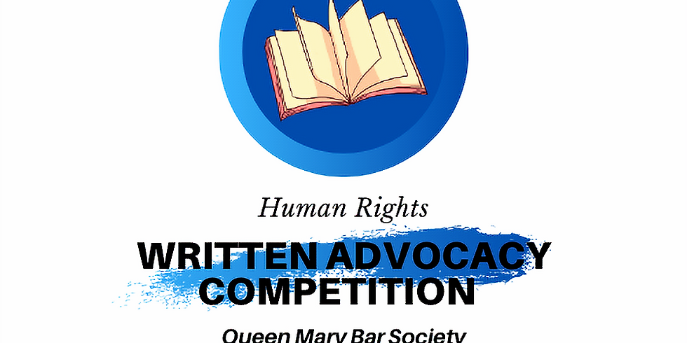 Human Rights Written Advocacy Competition