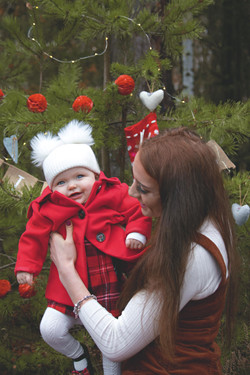 Christmas Surrey Mini Shoot