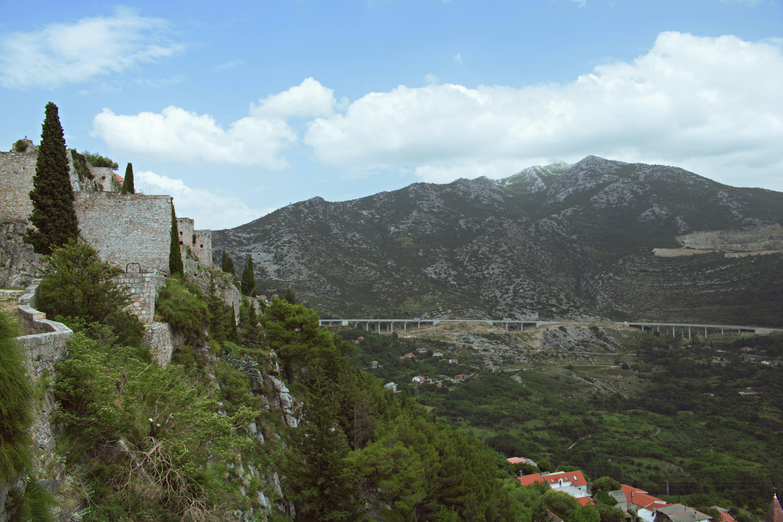 Klis Fortress Croatia