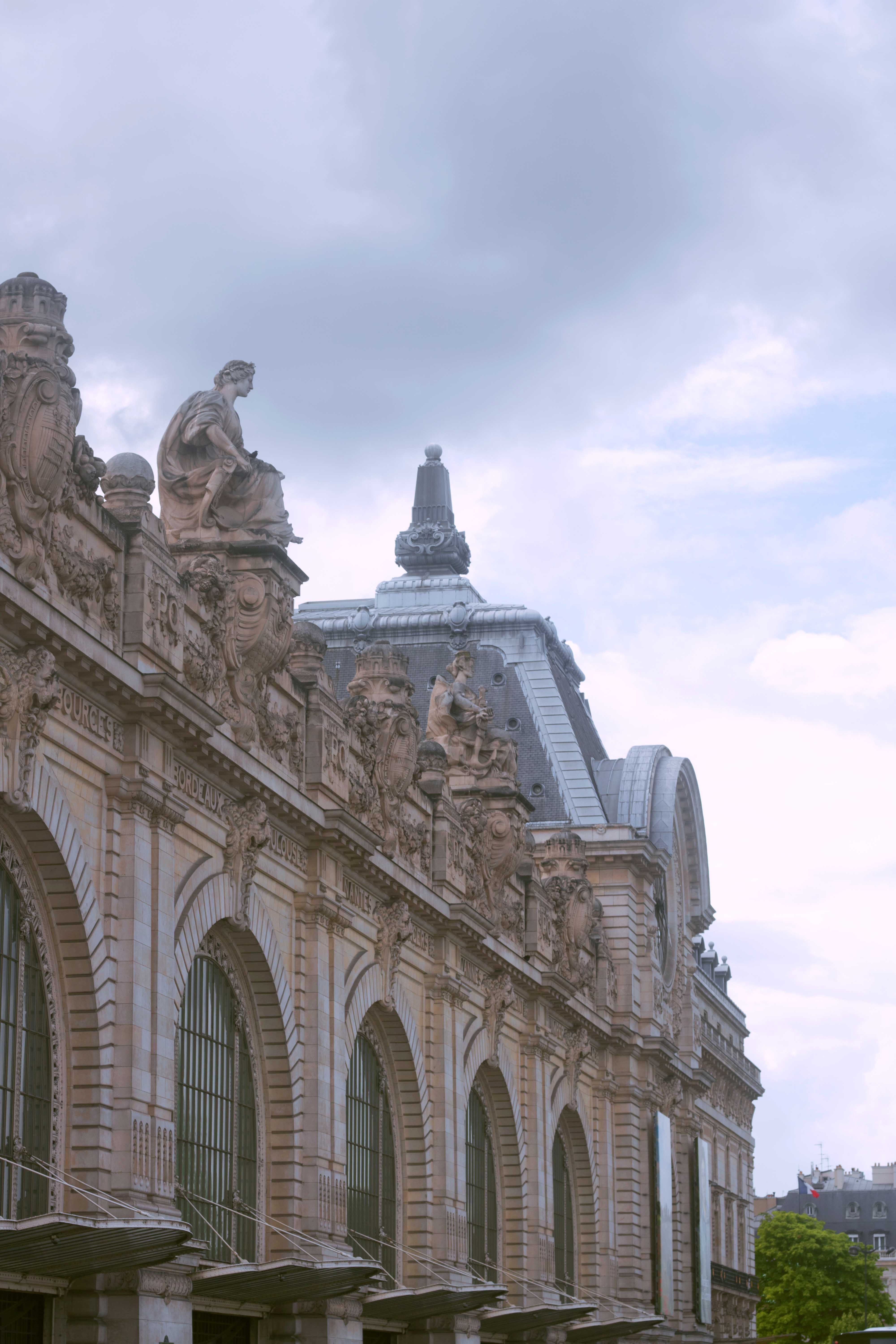 French Musuem and Architecture