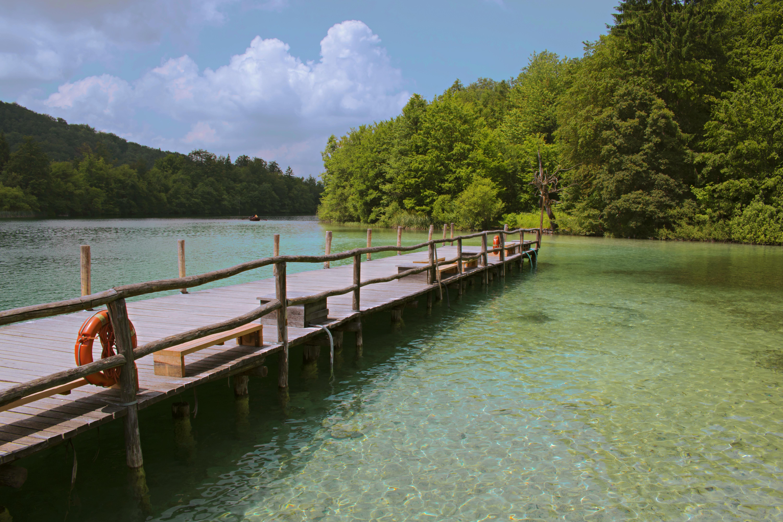 Plitvice Lakes, Boat Ride