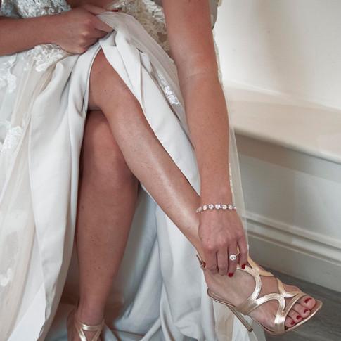 Bridal Prep Portraits
