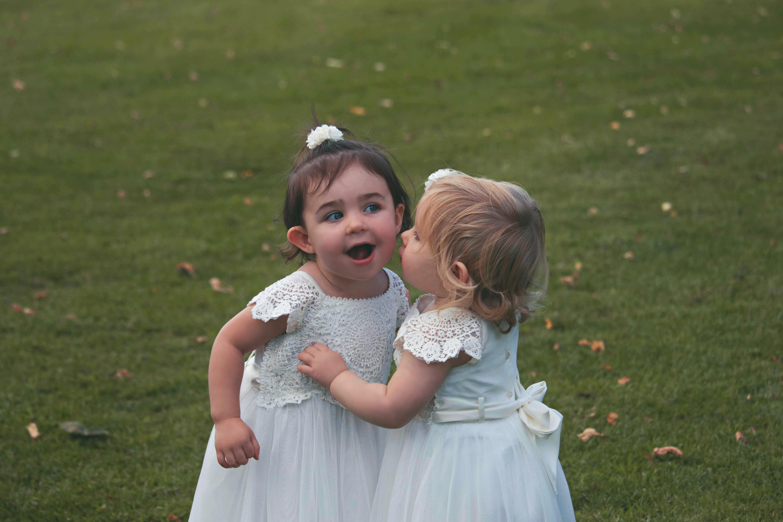 Flower Girls Documentary Wedding Photography