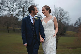 Amy & Greg Winter Wedding