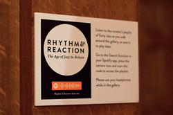 Rhythm & Reaction Exhibition