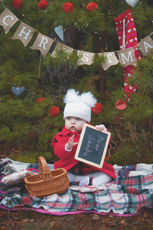 Christmas Family Mini Shoot Surrey