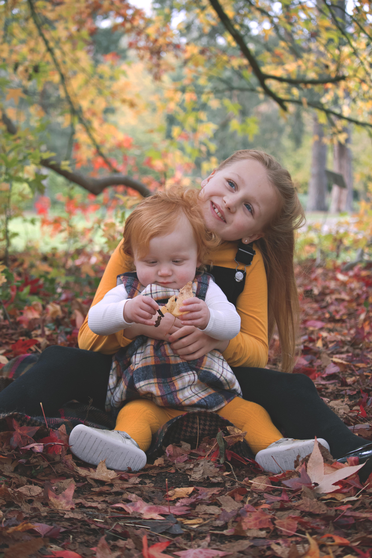 Autumnal Family Photographer