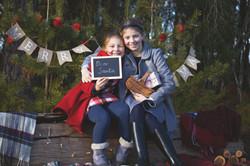 Family Christmas Photos