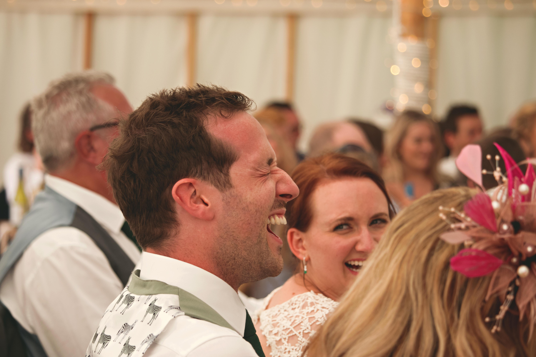 Wedding Speech Giggles