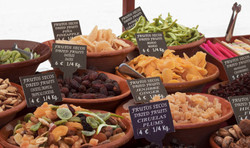 Spanish Market Food