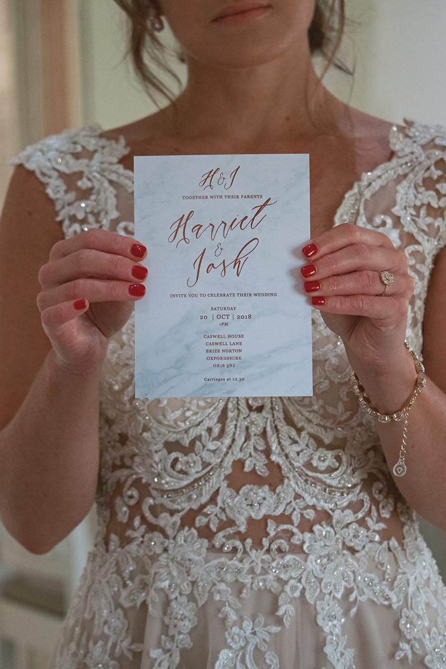 Bride & Wedding Stationery