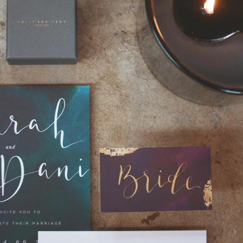 Bride & Bride Wedding