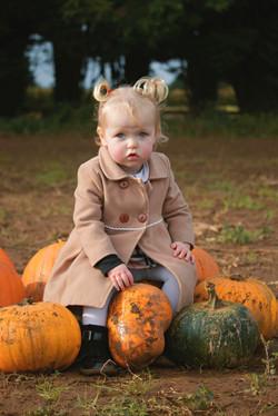 Surrey Pumpkin Family Photos