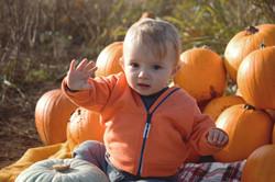 Shoot with Pumpkins