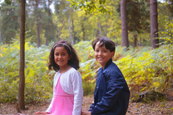 Documentary Family Portraits in Surrey