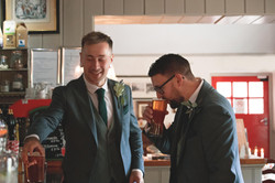 Relaxed Grooms Prep
