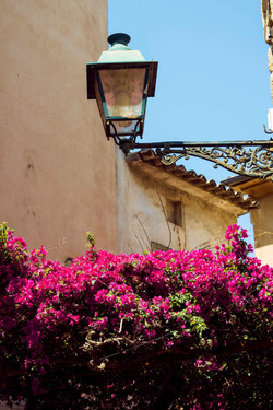 Beautiful Traditional Spanish Street