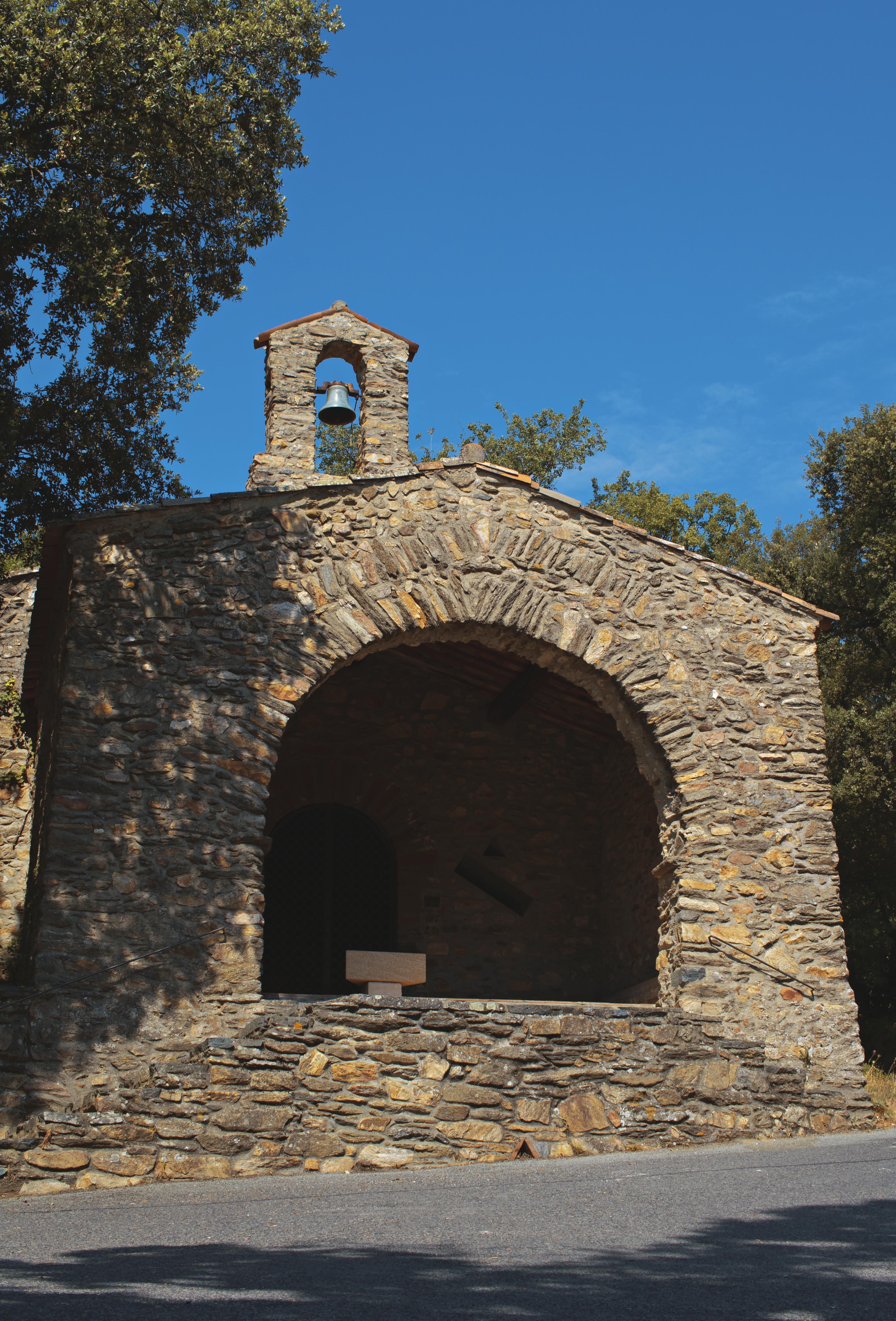 The Chapelle Saint Clement in Cote d'Azur
