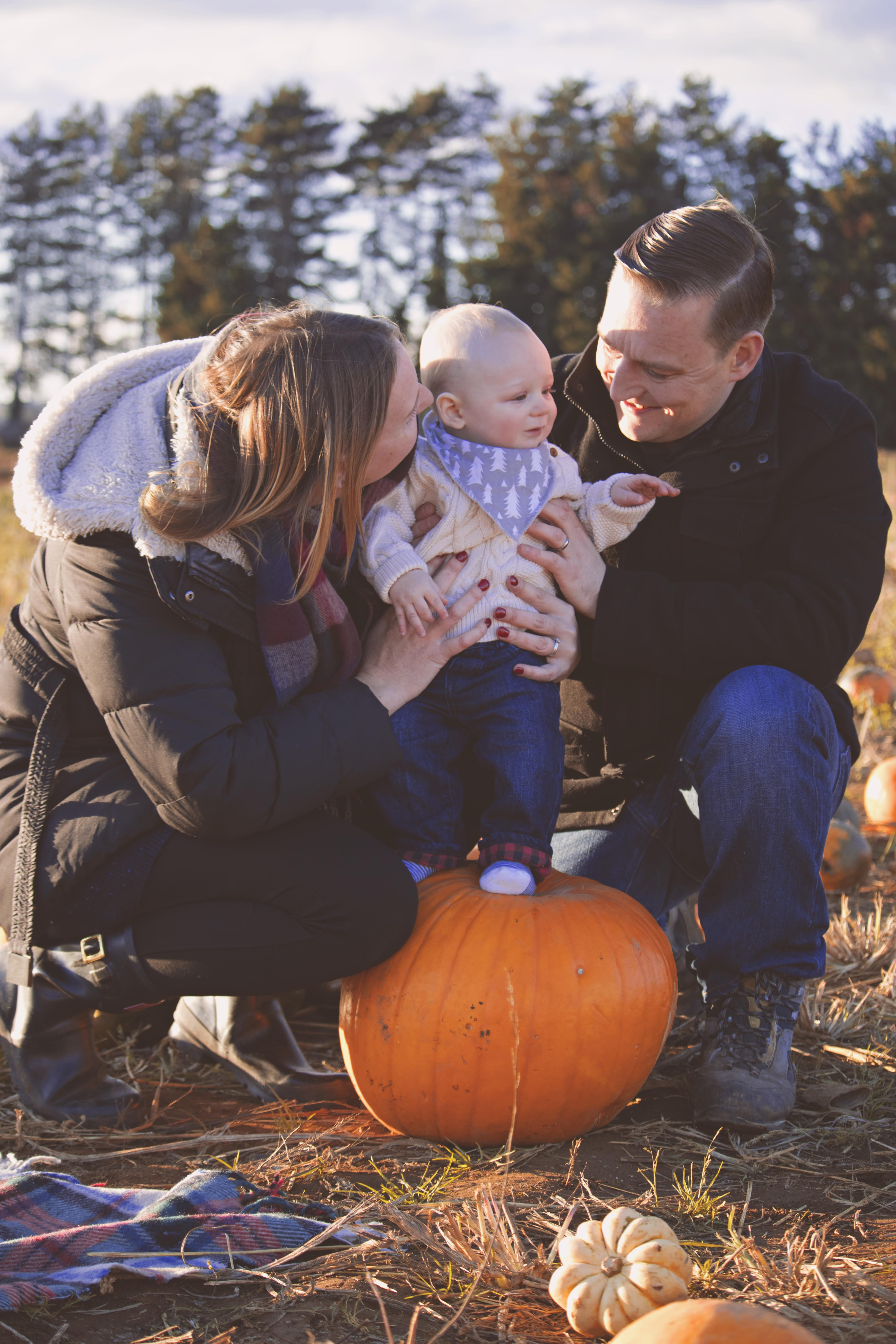Autumnal Family Photography
