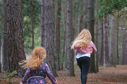 Family Portraits at Horsell Common