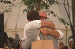 Father & Son Wedding Photos