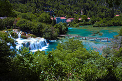 Stunning Views from Krka National Park, Croatia