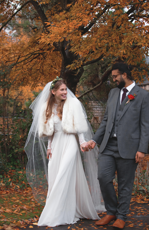 Stunning Atumnal Wedding Photography