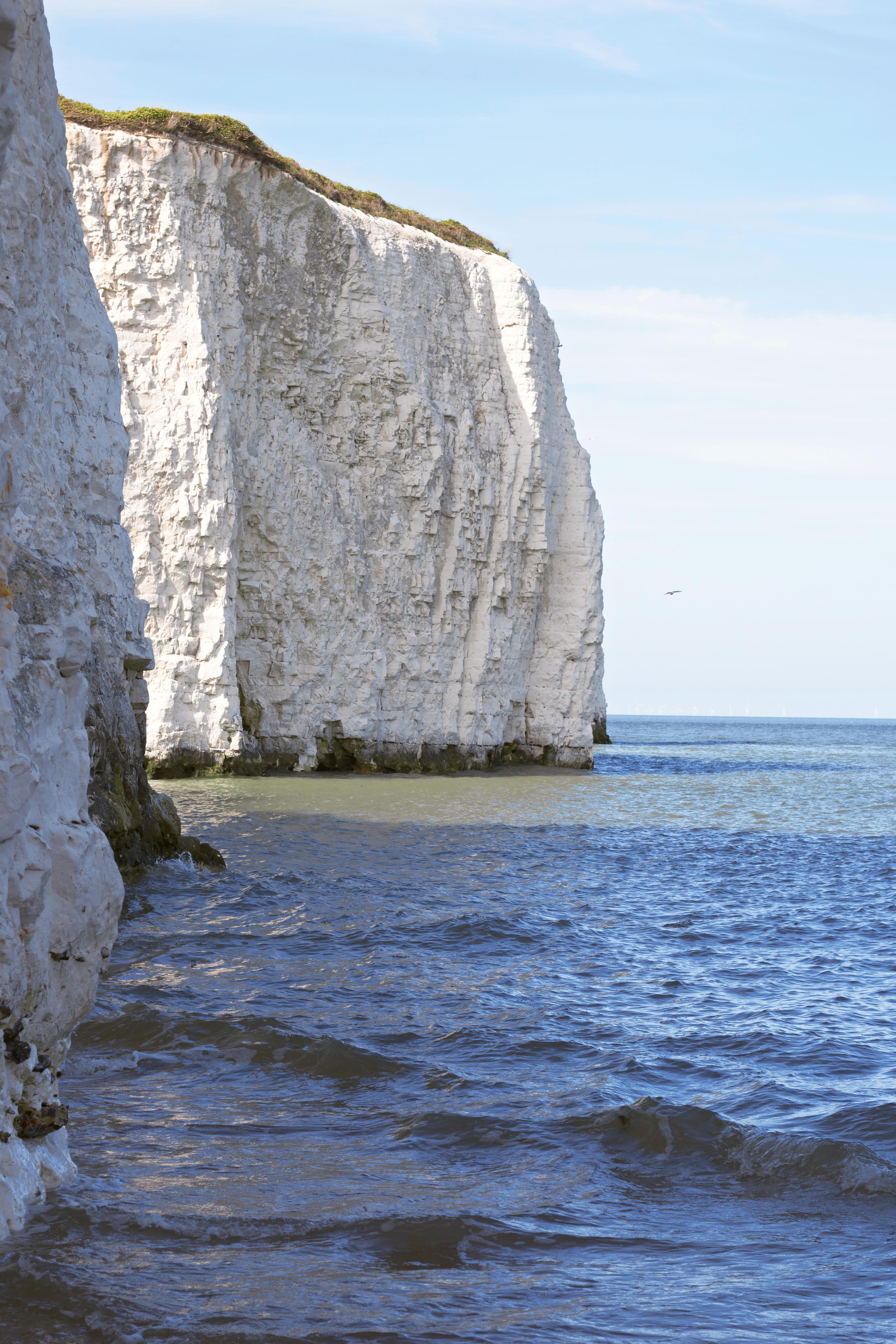 Kingsgate Bay Kent White Cliffs